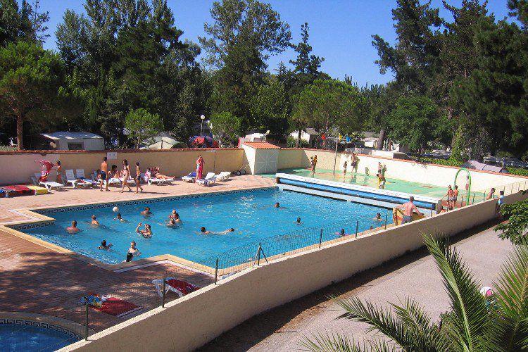 Camping Le Lagon d'Argeles - Piscine