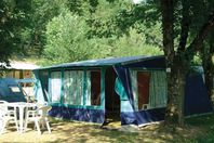 Le Ty Nadan, Canvas tent without bathroom facilities