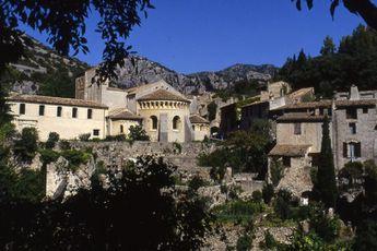 Camping Lac du Salagou - Languedoc-Roussillon