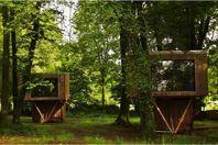 Location camping Etape en Foret