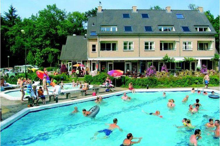 Camping Vakantiepark Bonte Vlucht - Zwembad