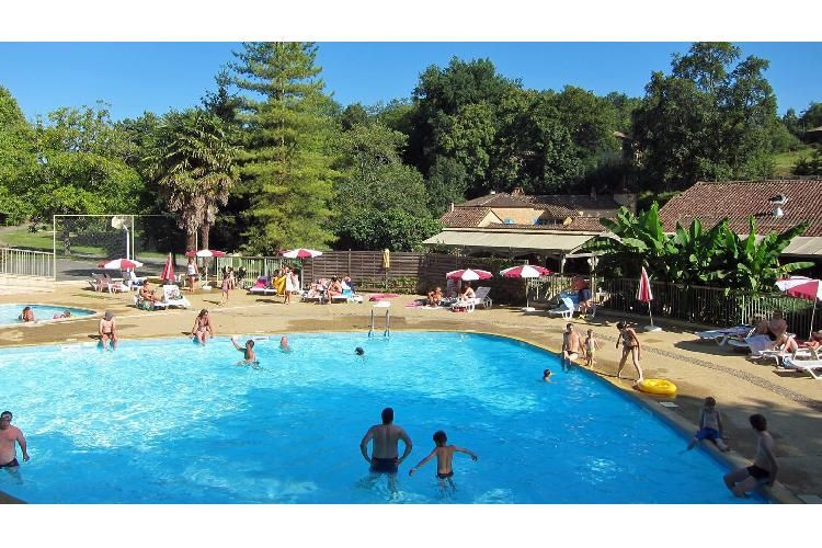 Camping Le Moulin de David - Piscine