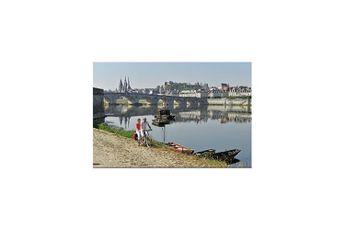 Sur les bords de la Loire, Blois