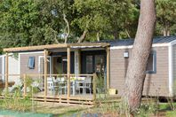Le Fief, Mobile Home with Terrace