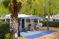 Camping Club Le Napoléon, Pitch (rates for 2 people)