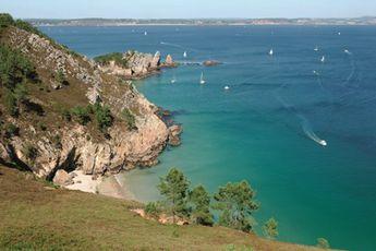 Camping Côté Ô Port Manech - Bretagne