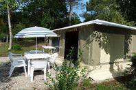 Le Saint Laurent, Canvas Tent without bathroom facilities
