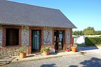 Campsite rental Huttopia Les Falaises - Normandie