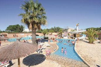 Camping La Coste Rouge - Piscine