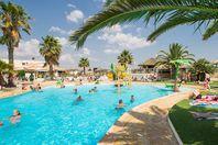 Campsite rental Domaine d'Espagnac