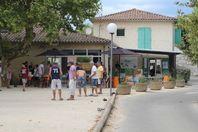 De L'Ardèche, Salavas