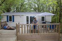 Domaine de la Paille Basse, Mobile Home with Terrace - PRM