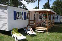 Les Sables de Cordouan, Mobile Home with Terrace