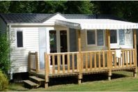 Etang des Haizes, Mobile Home with Terrace (rates for 2 people)