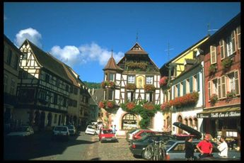 Camping Huttopia Camping de Wattwiller - Alsace