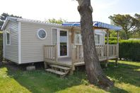 Le Moteno, Mobile Home with Terrace (rates for 4 people)