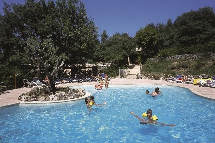 Camping Domaine de Chanteraine - Piscine