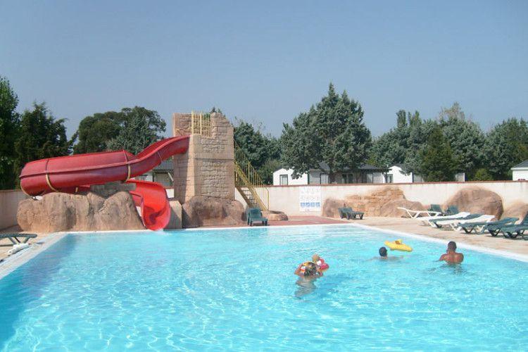 Camping Le Roussillon - Piscine