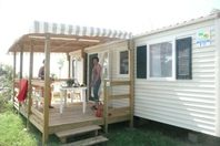 Beau Rivage, Mobil-Home Terrasse