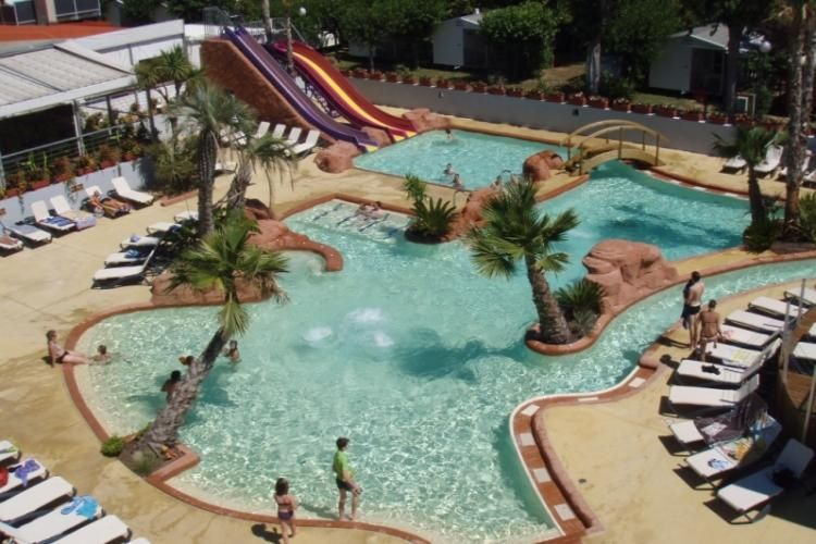 Camping Oasis Palavasienne - Piscine