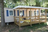 Bon Port, Mobile Home with Terrace