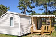 Domaine Des Pins, Mobile Home with Terrace
