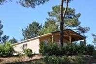 Domaine Des Pins, Chalet with Terrace