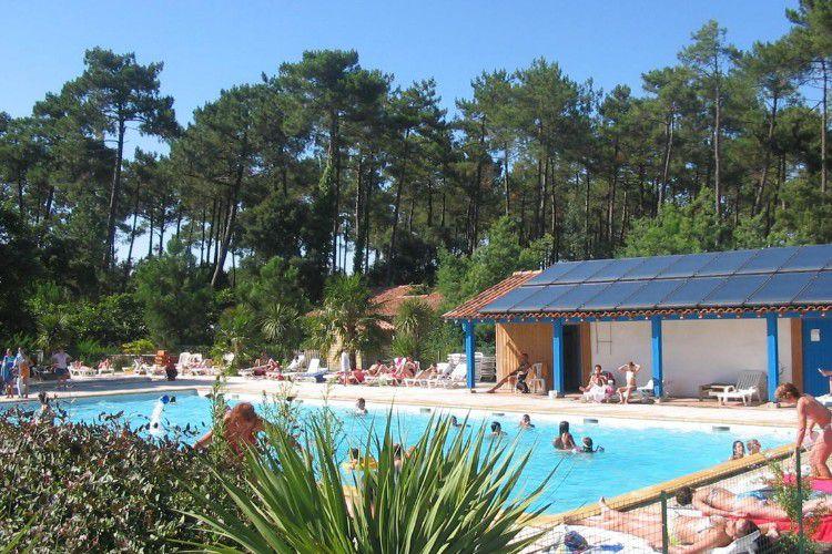 Camping Blue Océan - La piscine