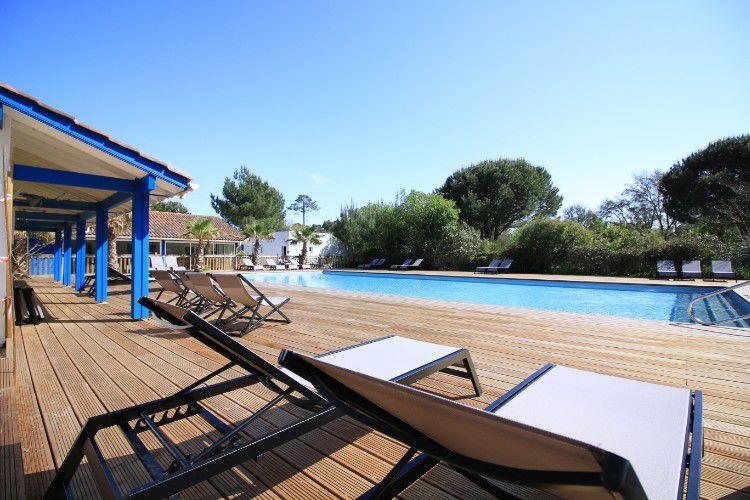 Camping Blue Océan - piscine