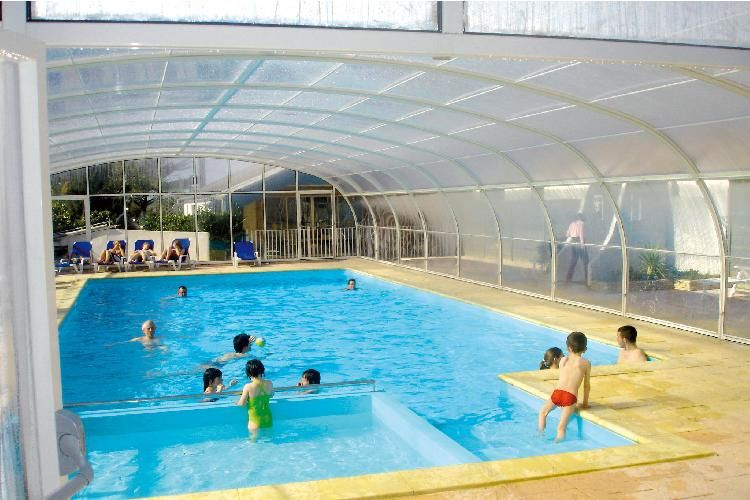 Camping Le Panoramic - Piscine