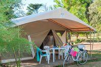 Prés Du Verdon, Tente Toilée sans sanitaires