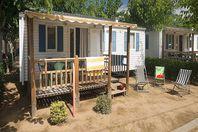 La Masia, Mobil Home Terrasse
