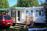 Domaine Des Charmilles, Mobil Home Terrasse