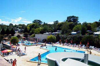 Camping La Chênaie - Espace aquatique