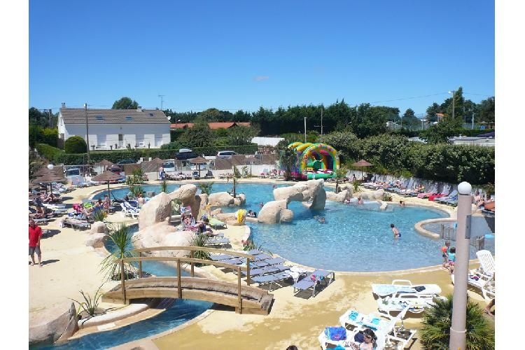 Camping La Boutinardière - Parc Aquatique