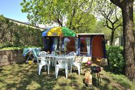 Les Fontaines, Canvas Tent without bathroom facilities
