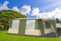 Lanternacamp, Tente Toilée sans sanitaires