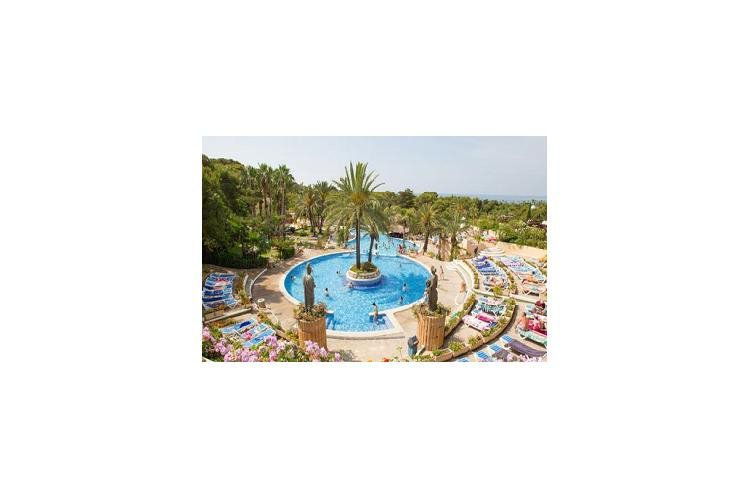Park Playa Bara, Roda de Bara