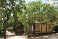 Vilanova Park, Mobil Home Terrasse