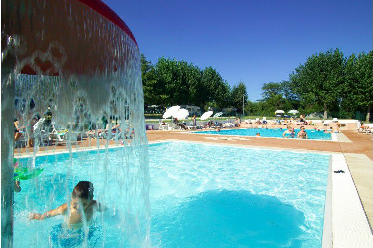 Camping Fontanelle - Piscine