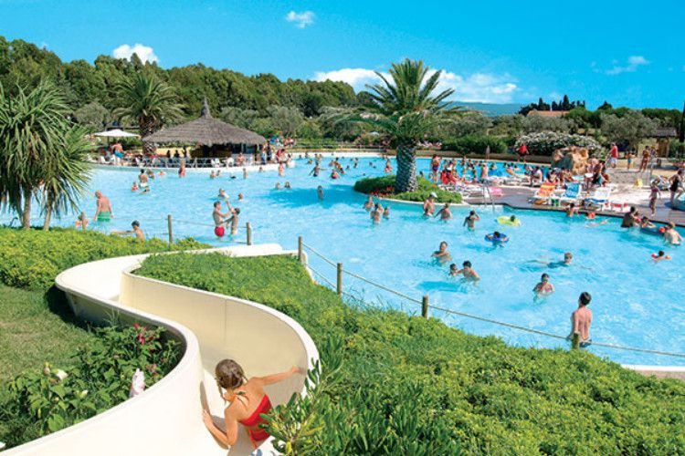 Camping Le Capanne - Piscine