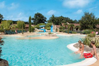 Camping Alicourts Resort - Piscine