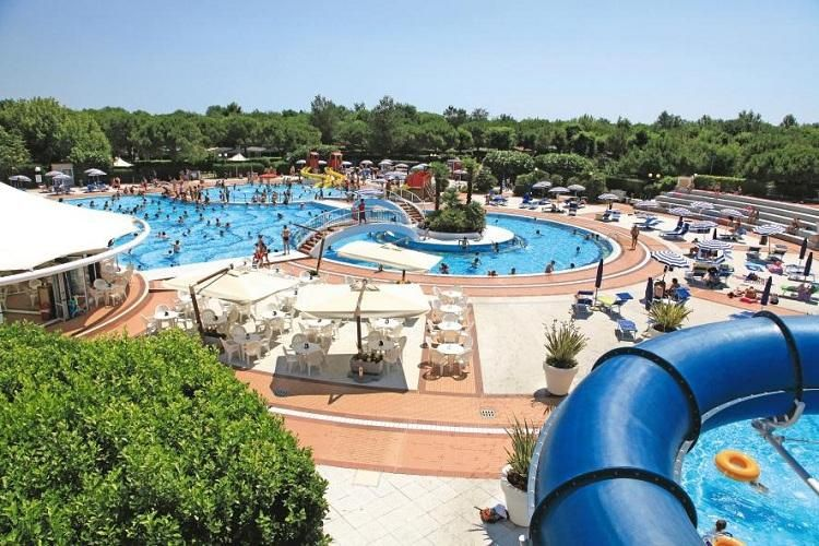 Camping Sant'Angelo - Piscine