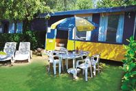 Bella Italia, Canvas Tent without bathroom facilities (rates for 4 people)