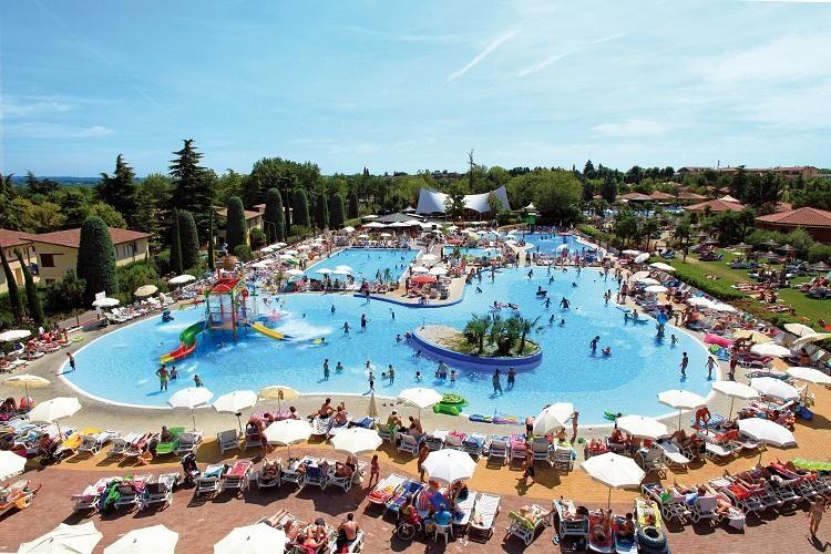 Camping Bella Italia - Parc Aquatique