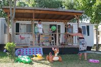 Park Albatros, Mobile Home with Terrace (rates for 4 people)