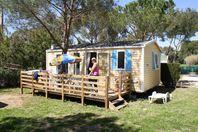 La Croix du Vieux Pont, Mobile Home with Terrace