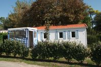 Zagarella, Mobil Home Terrasse