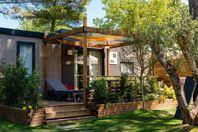 Les Sablons, Mobil Home Terrasse