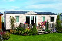 Les Tropiques, Mobile Home with Terrace